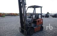 TOYOTA 6FB18 Electric Forklift