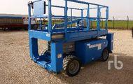 GENIE GS2668RT Diesel