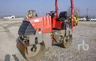 AMMANN AV23-2 Tandem Vibratory Roller