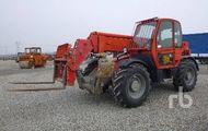 JCB 532-120 3200 Kg 4x4x4 Telescopic Forklift