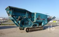 POWERSCREEN METROTRAC Crawler