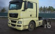 MAN TGX 26.440 6x2 Sleeper