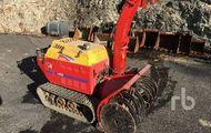 YANMAR YSR1320 Snow Tiller Crawler