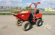 AUSA D150AHG 4x4 Swivel