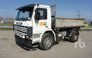 SCANIA P93ML 4x2 Dump Truck (S/A)