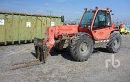 MANITOU MT1235S 4x4x4 Telescopic Forklift