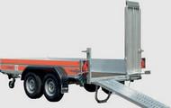 Baumaschinenanhänger MB 3535/185 Alu