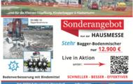 Aktion: Stehr ExMix 10 Bagger-Bodenmischer