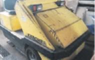 Kärcher KMR 1700 B Aufsitzkehrmaschine