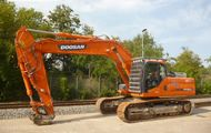 DOOSAN DX300LC-3