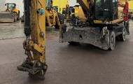 CATERPILLAR M318DMH