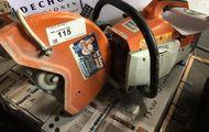 1 Motor-Trennschneider Stihl TS 400