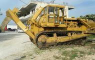 1 Planierraupe  Caterpillar D8 H - 46AH