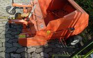 1 Rasenkehrmaschine Wiedenmann W II S