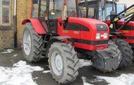 1 Ackerschlepper Belarus  MTZ 1021.3