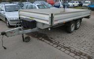 1 Pkw-Tandem-Anhänger Humbaur HT2004-2