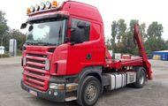 1 Lkw Scania R480 Absetzkipper