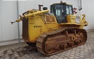 KOMATSU D155AX-6