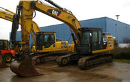 CATERPILLAR 326FLN