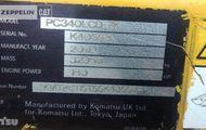 KOMATSU PC340