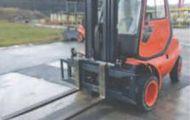 Diesel-Gabelstapler Linde H45D