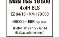 MAN TGS 18.500
