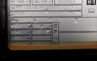 CATERPILLAR TL 180 HD CW 45 S