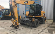 CATERPILLAR M318DHCR