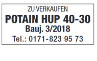 Potain Hup 40-30