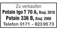 Potain Igo T 70 A + Potain 336 B
