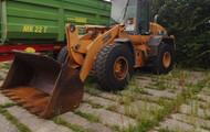 Radlader Case 721 E