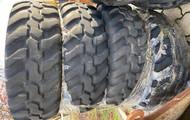 KOMATSU Reifen