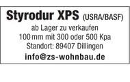 Styrodur XPS
