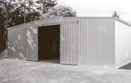 Satteldachhalle Typ SD12