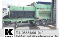 Mobile Trommelsiebanlage Typ Beyer – K3500