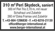 310 m2 Peri Skydeck