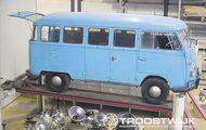 VW T1 17 Fenster Bus