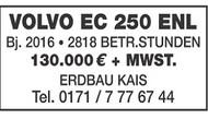 VOLVO EC 250 ENL