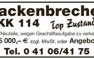 Backenbrecher KK 14