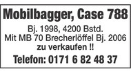Mobilbagger, Case 788