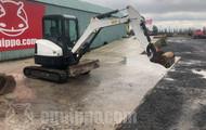 Bobcat E35 Mini Excavator  < 7t