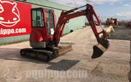 Yanmar VIO25-4 Mini Excavator  < 7t