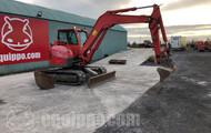 Yanmar Vio80-U Midi Excavator 7t - 12t