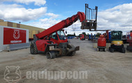 Merlo P 40 17 Telescopic Forklift