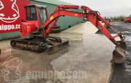 Yanmar VIO50-U Mini Excavator  < 7t