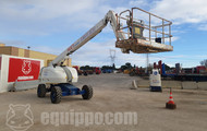 JLG 460 SJ Telescopic Boom Lift
