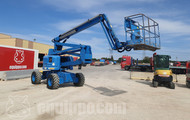 Genie Z60/34 Articulated Boom Lift