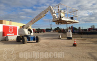 JLG 660 SJ Telescopic Boom Lift