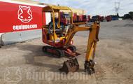 Bobcat E14 A EM Mini Excavator  < 7t