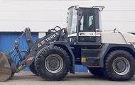 TEREX Radlader TL 160